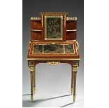 "Writing Desk Called A €�Bonheur Du Jour"" - 7.2 Ko"